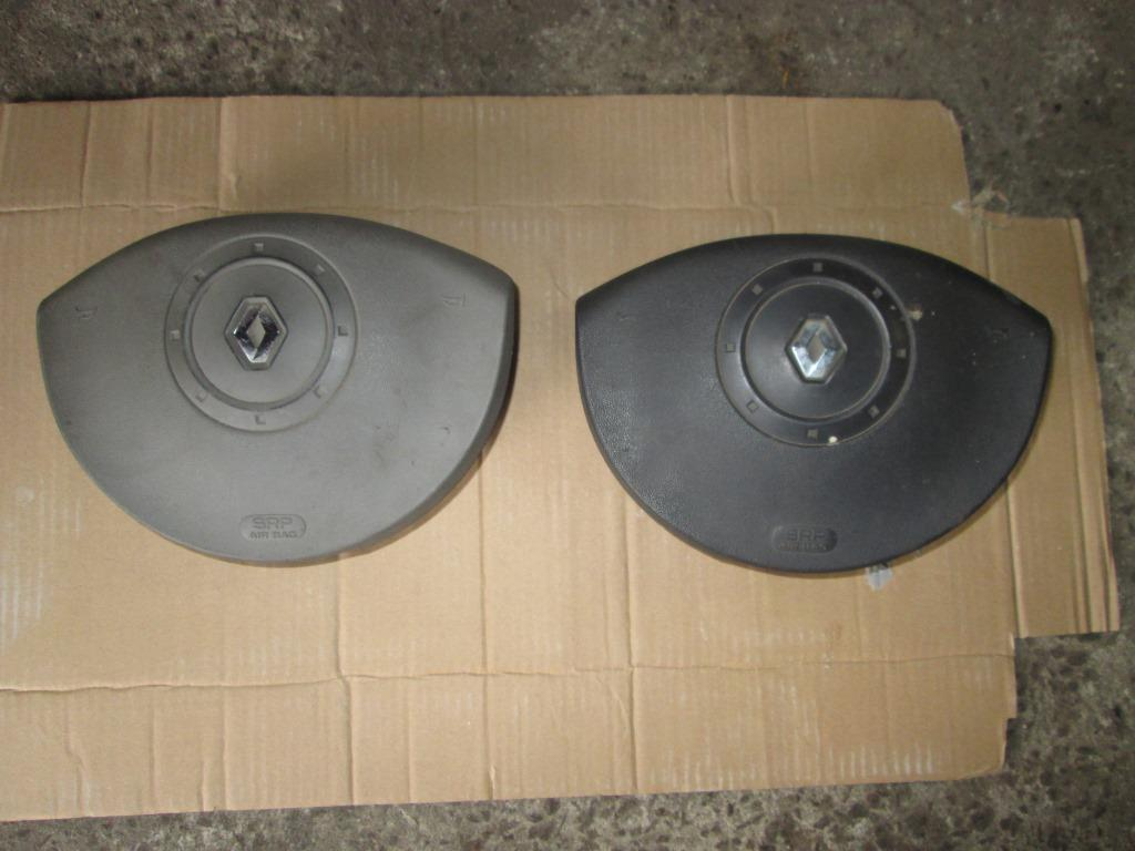 Подушка безопасности водителя Airbag Renault Kangoo 2008-2015