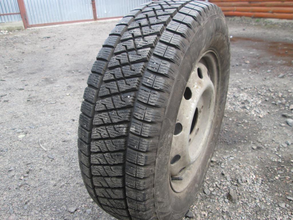 Зимние шины Lassa Wintus 2 225/65 R16C 112/110R