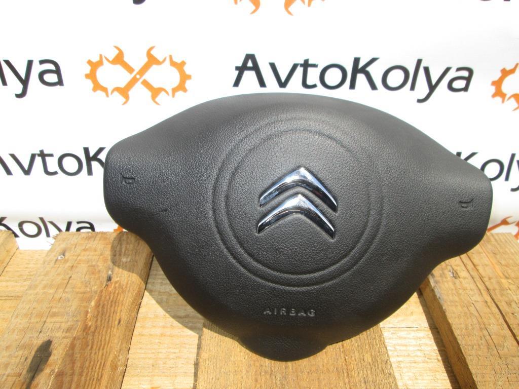 Подушка безопасности водителя Airbag Citroen Berlingo 2008-2014