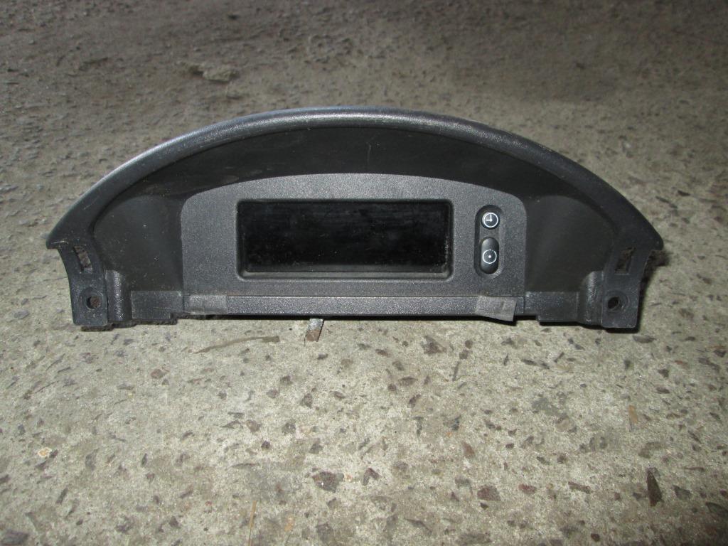 Бортовой компьютер (дисплей, табло, часы) Opel Combo 2001-2012