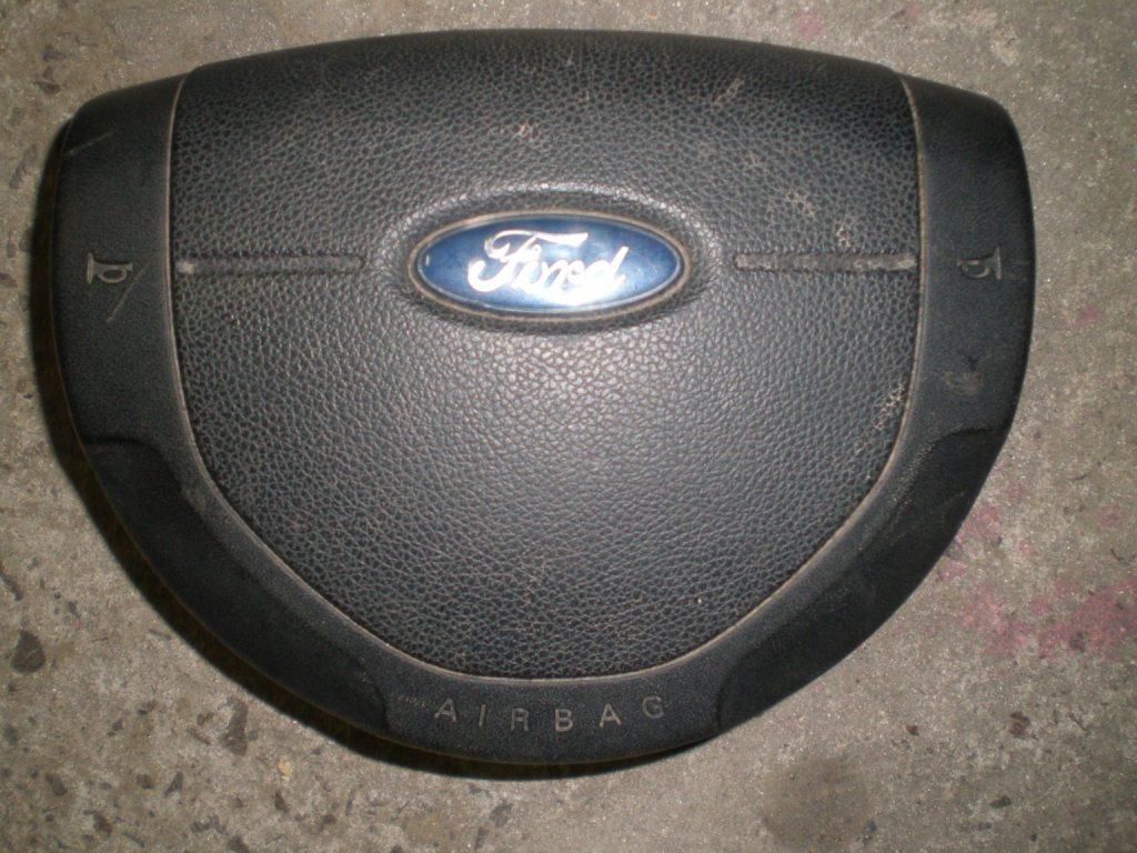 Подушка безопасности водителя Airbag Ford Fiesta 2007-2010