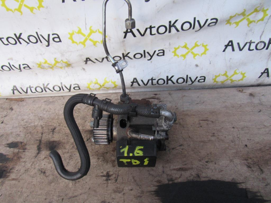 ТВНД Топливный насос Skoda Octavia A5 1.6 tdi 2009-2013 (03L130755E) 3