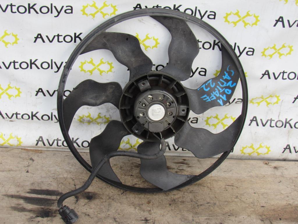 Вентилятор Hyundai Santa Fe 2.2 CRDi 2006-2012 3