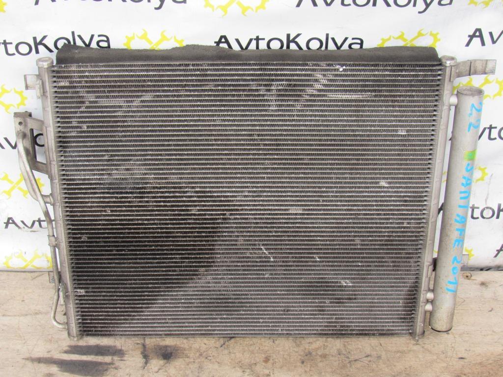 Радиатор кондиционера Hyundai Santa Fe 2.2 CRDi 2006-2012
