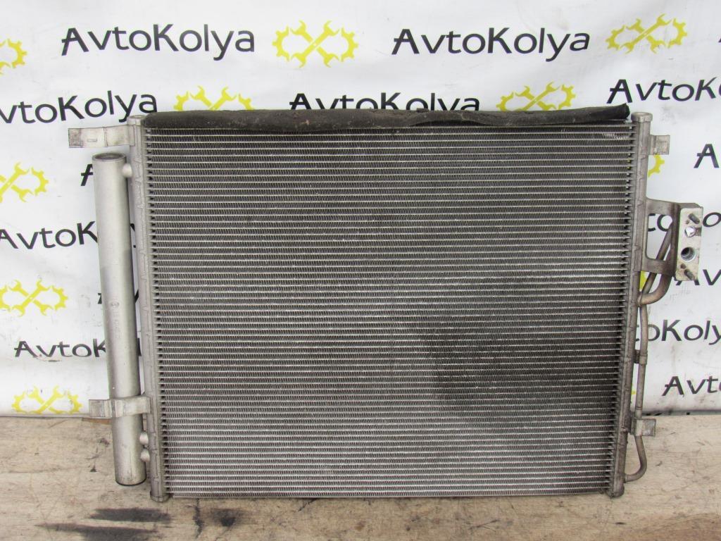 Радиатор кондиционера Hyundai Santa Fe 2.2 CRDi 2006-2012 2