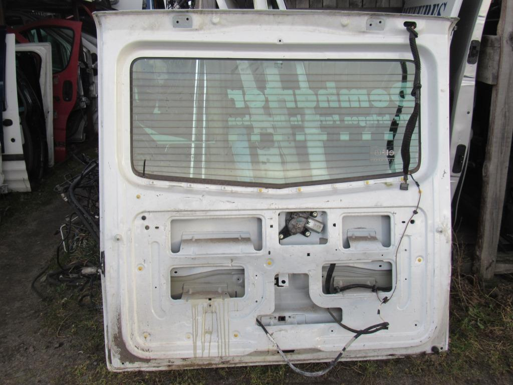 Крышка багажника Opel Vivaro 2001-2013 2
