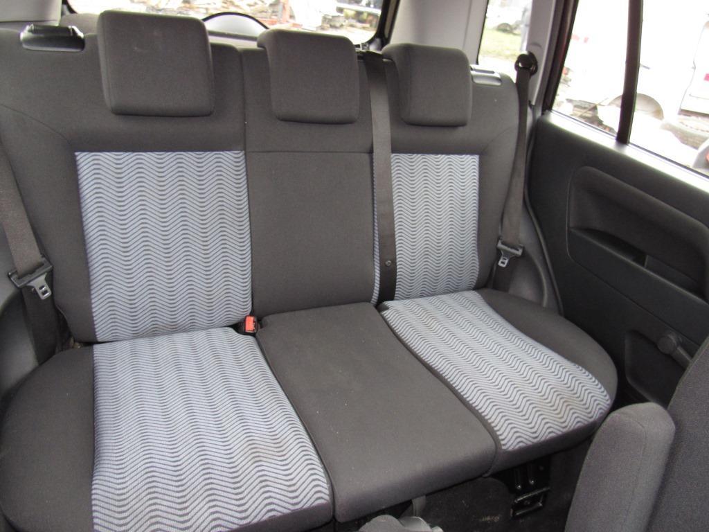 Диван задний Ford Fusion 2006-2010
