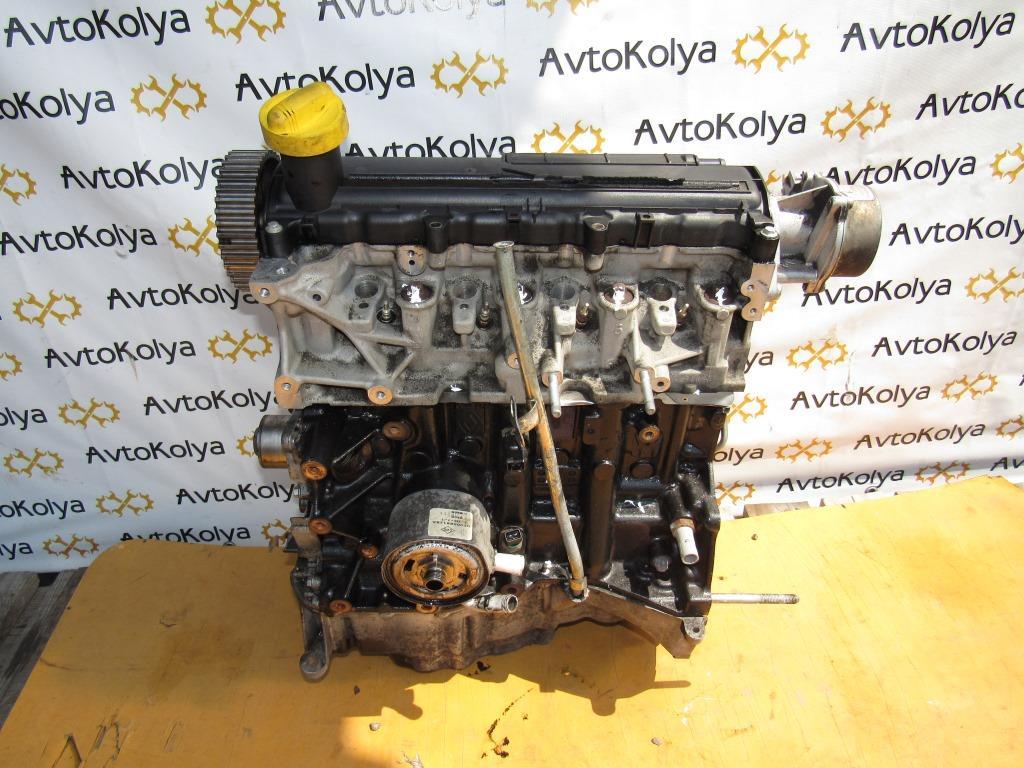 Двигатель Renault Kangoo 1.5 dci K9K 2002-2004 Delphi