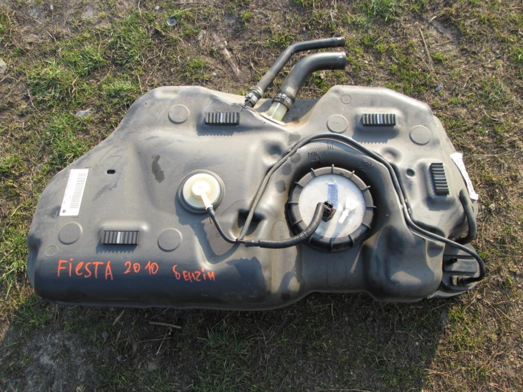 Топливный бак Ford Fiesta 1.25 бензин 2010-2013