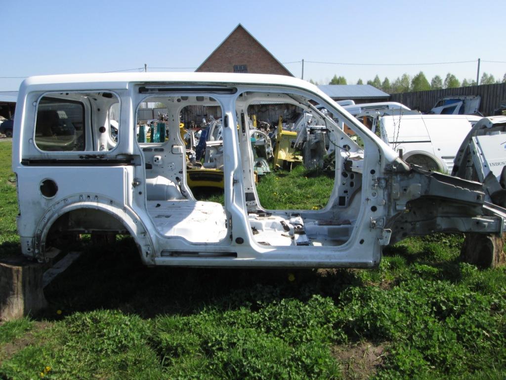 Кузовные Части На Форд Транзит В Москве
