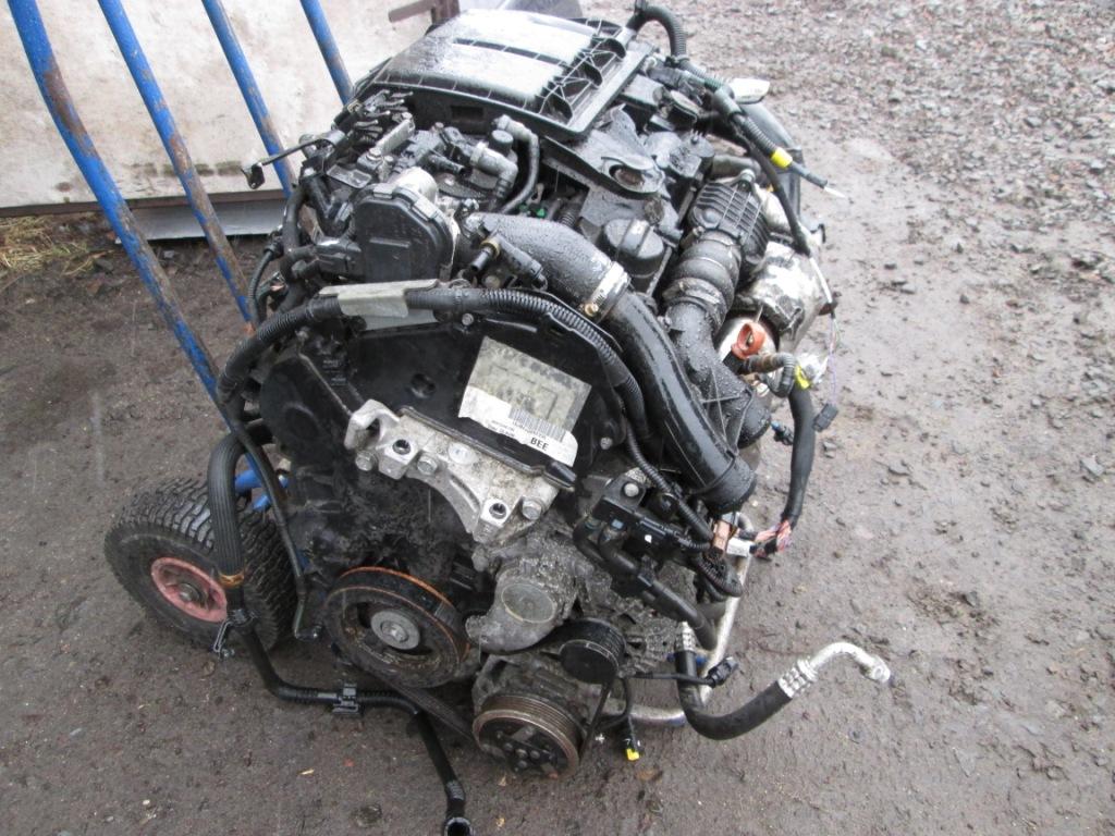 моторы ситроен берлинго