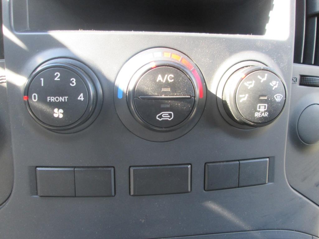 Блок управления климат контролем Hyundai H1 2.5 crdi 2008-2014