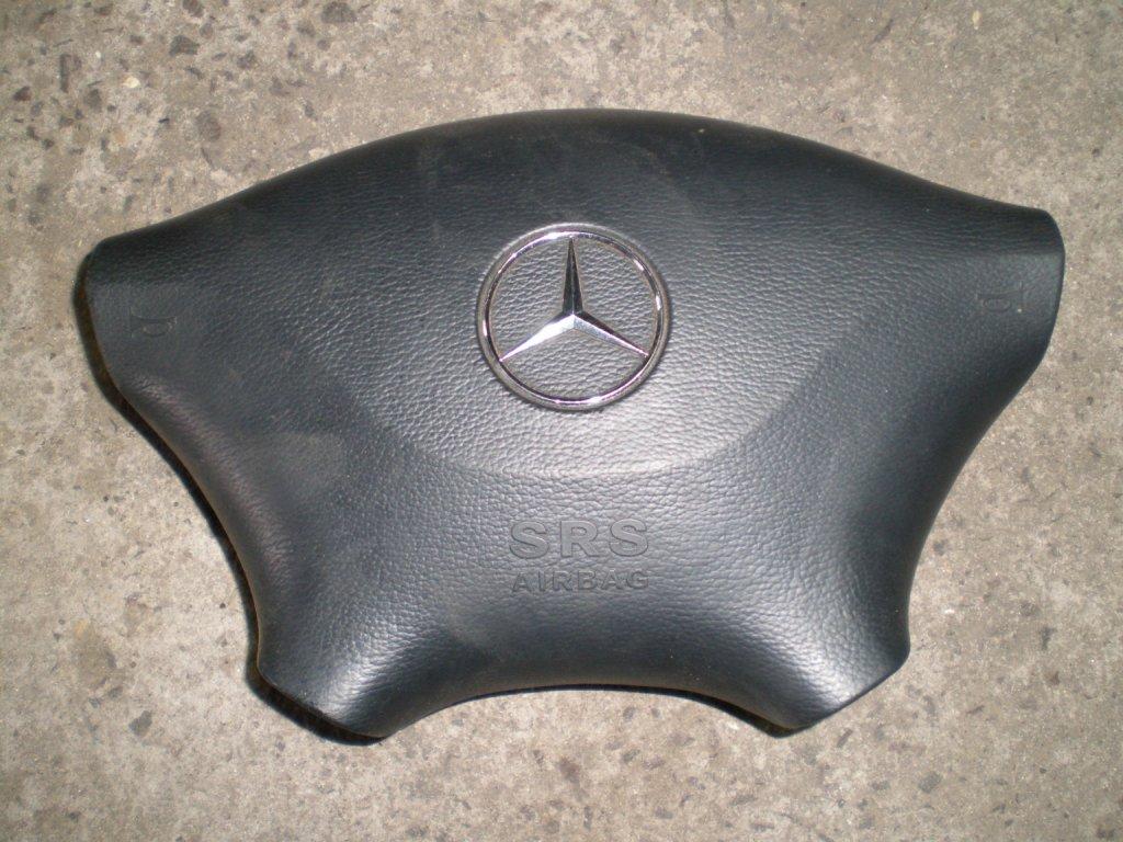Подушка безопасности водителя Airbag Mercedes Vito 639 2004-2010