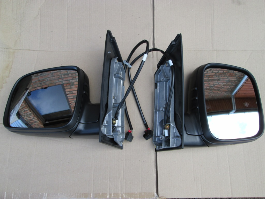 Зеркало электро новое Volkswagen Caddy 2004-2014